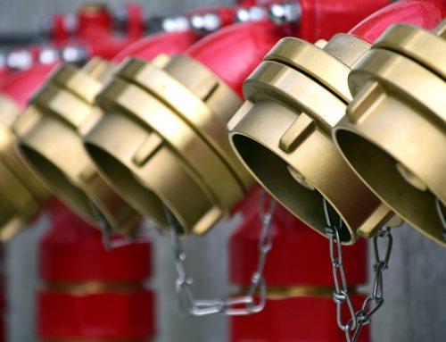 Szkolenie z tematyki przeciwpożarowej