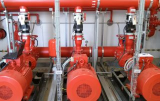 Serwis instalacji przeciwpożarowych
