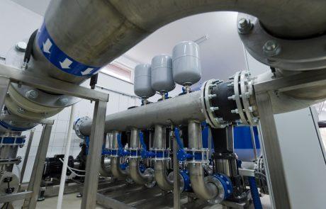 Serwis stacji uzdatniania wody