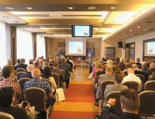 Instalcompact-service na konferencji w Poznaniu