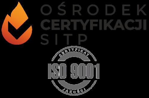 Certyfikat SITP i ISO 9001