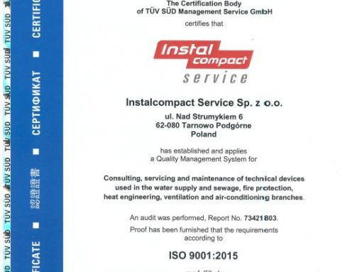 Audit – Certyfikacja ISO 9001:2015